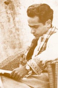 A young Prof. Yash Pain in 1951.