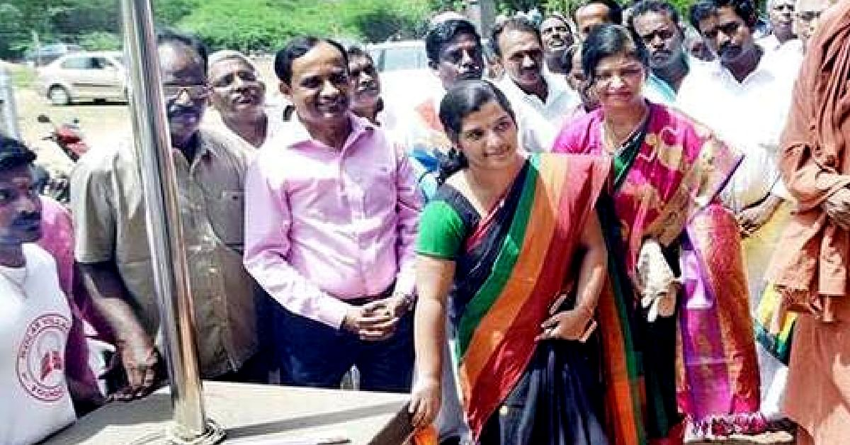 Street Lights to Smart Schools: NRI Couple Provides Free Solar Solutions to TN Villages!