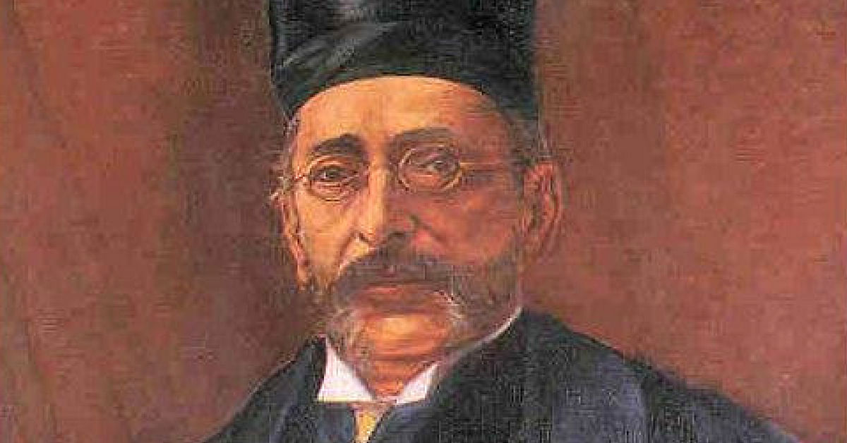 Sir Pherozeshah Mehta, the Father of the Bombay Municipality, was a key figure in Mumbai. Image Credit: Mahesh Narayan Whaval