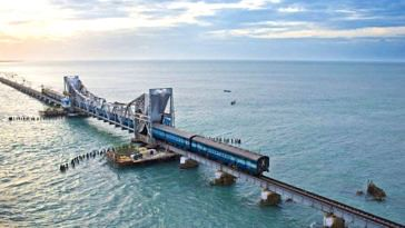 The Pamban Bridge, all set to get a fresh lease of life thanks to IIT Madras. Civil Engineering Daily