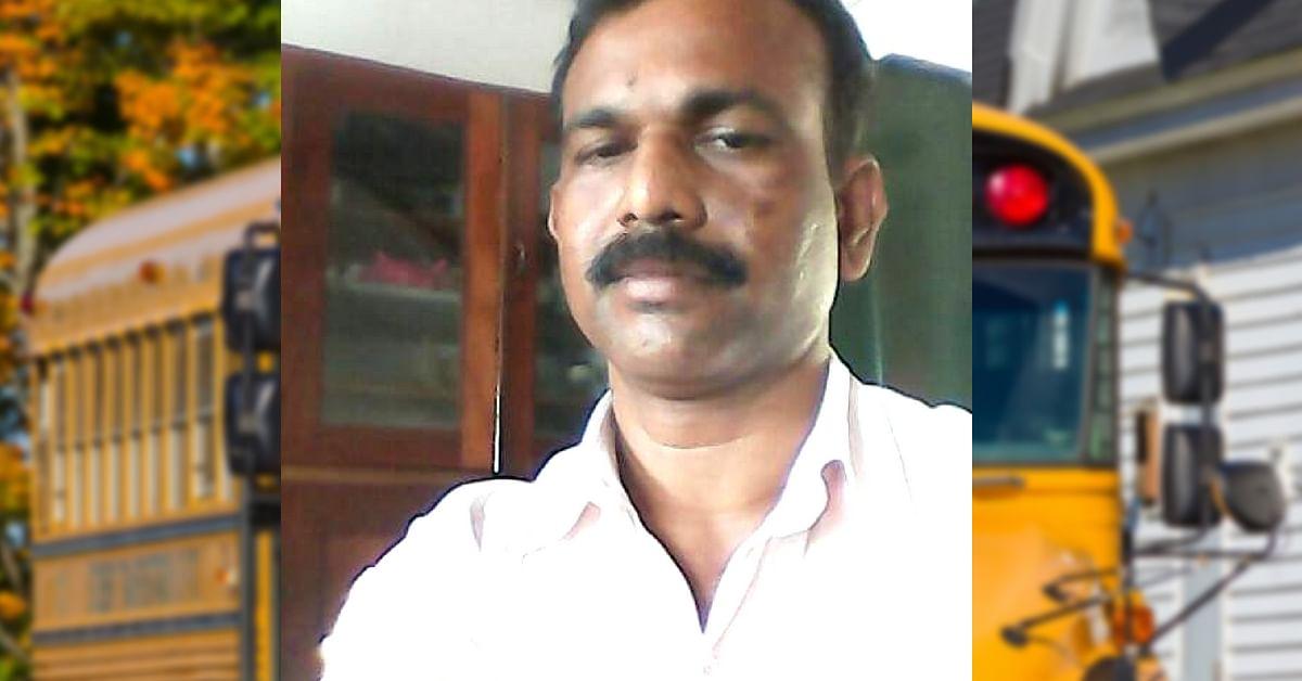 Determined Karnataka Teacher Turns Driver to Ensure Students Keep Coming to School!