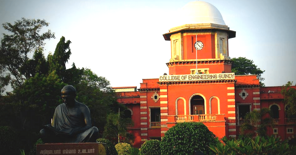 India's Oldest Engineering College Turns 225: 6 Alumni Who Have Made Guindy Proud!