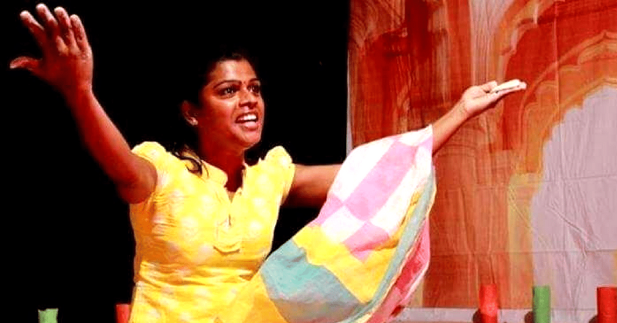 Exclusive: This Chennai Girl Smashed Barriers To Become India's First Transgender Delivery Agent!