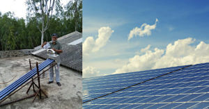 Solar water purifier by Indian Scientists