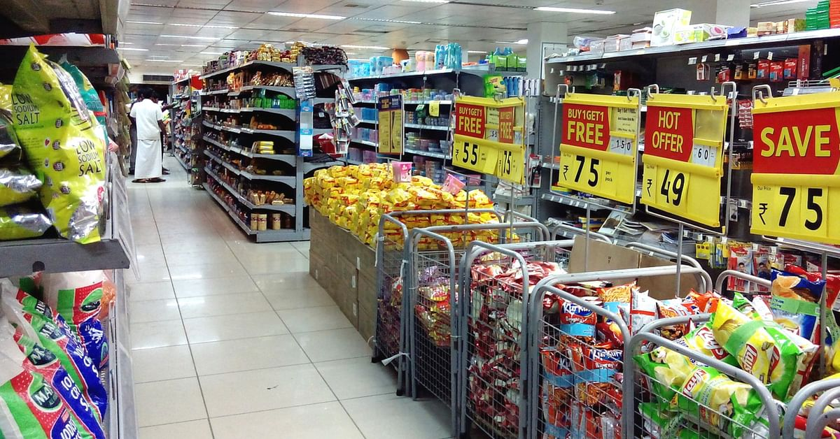 Supermarkets in India