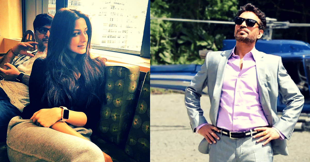 Sonali Bendre & Irrfan Khan Have Bared Their All to Us: Let's Respect & Learn From It