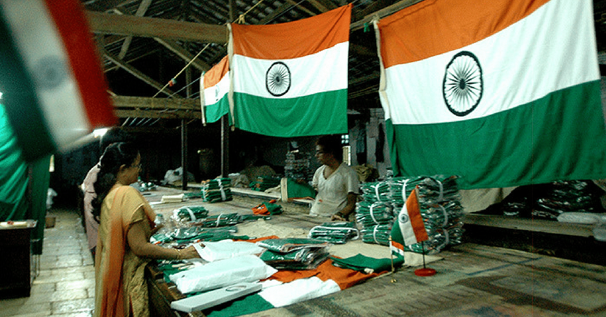 The Making of the Tricolour: Inside India's Only Official Flag-Making Firm!