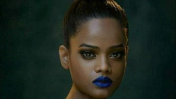 Rihanna look-alike Renee
