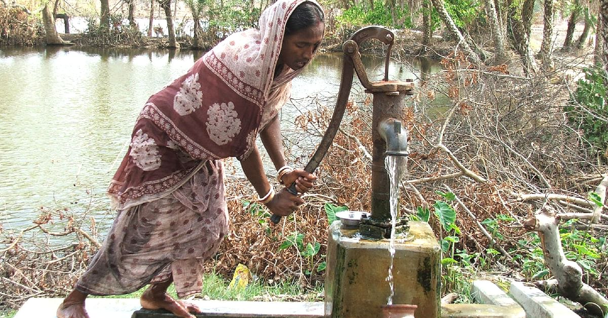 The Politics of Groundwater: Who Has How Much Stake in What