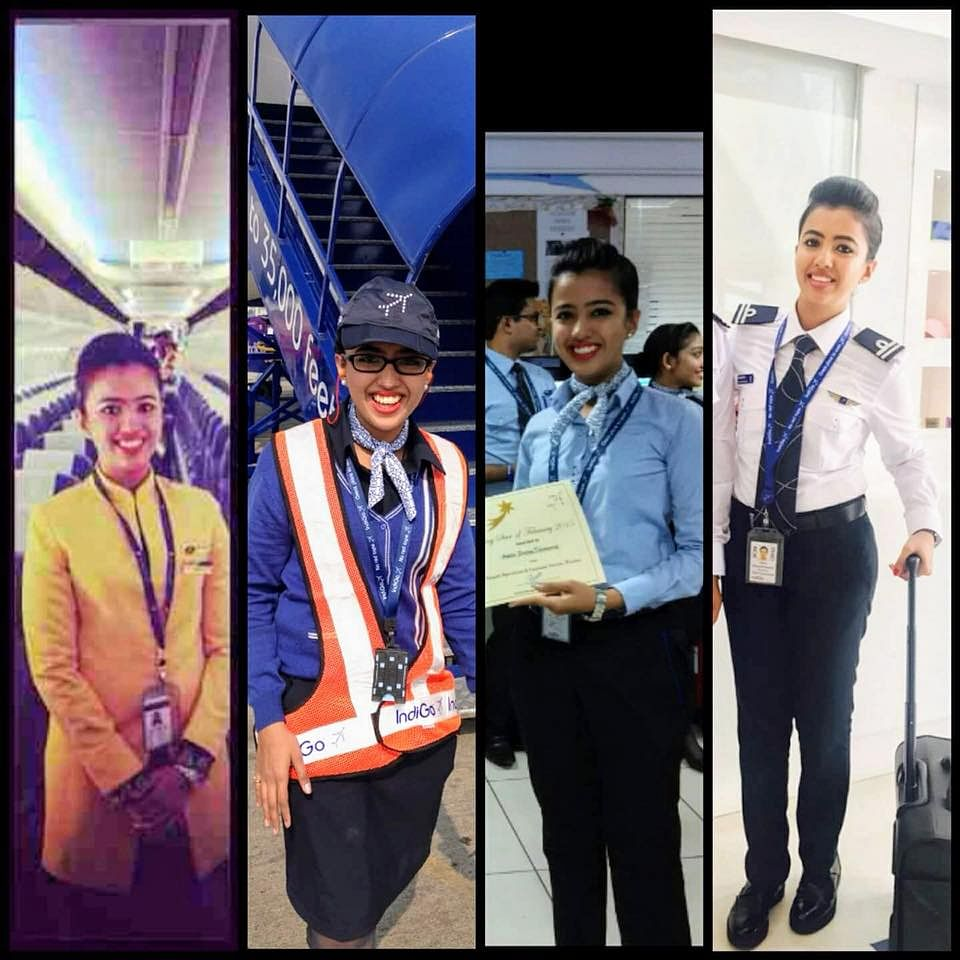 Failures, Family Opposition, Financial Hardship_ She Beat All Odds to Become a Pilot