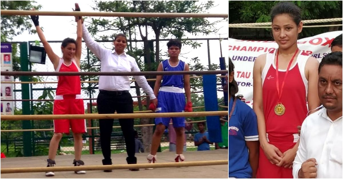 Mom of 2, She Chased Her Dreams to Win Boxing Gold After 5-Yr Gap!