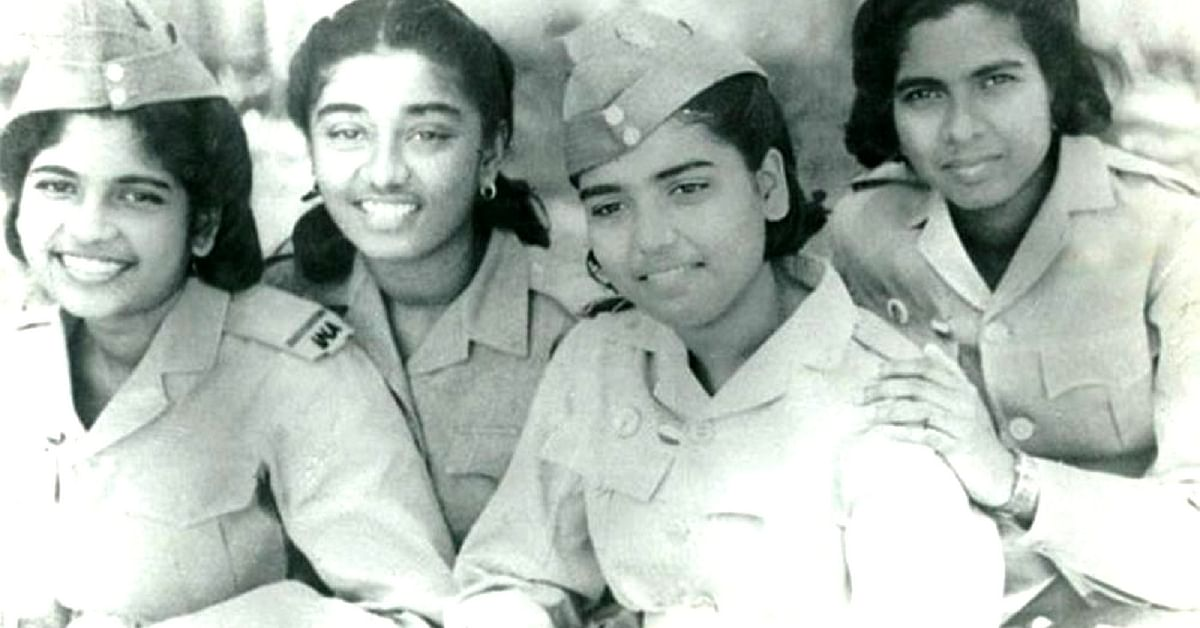 Janaki Thevar, The 18-YO Who Commanded Burma's 'Rani of Jhansi' Regiment