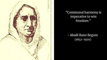 Abadi Bano Begum