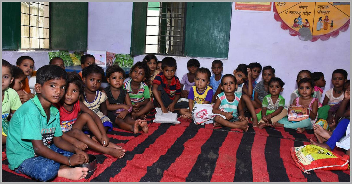 98% of Children in This UP District Are Now Well Fed and Nourished. Here's How!