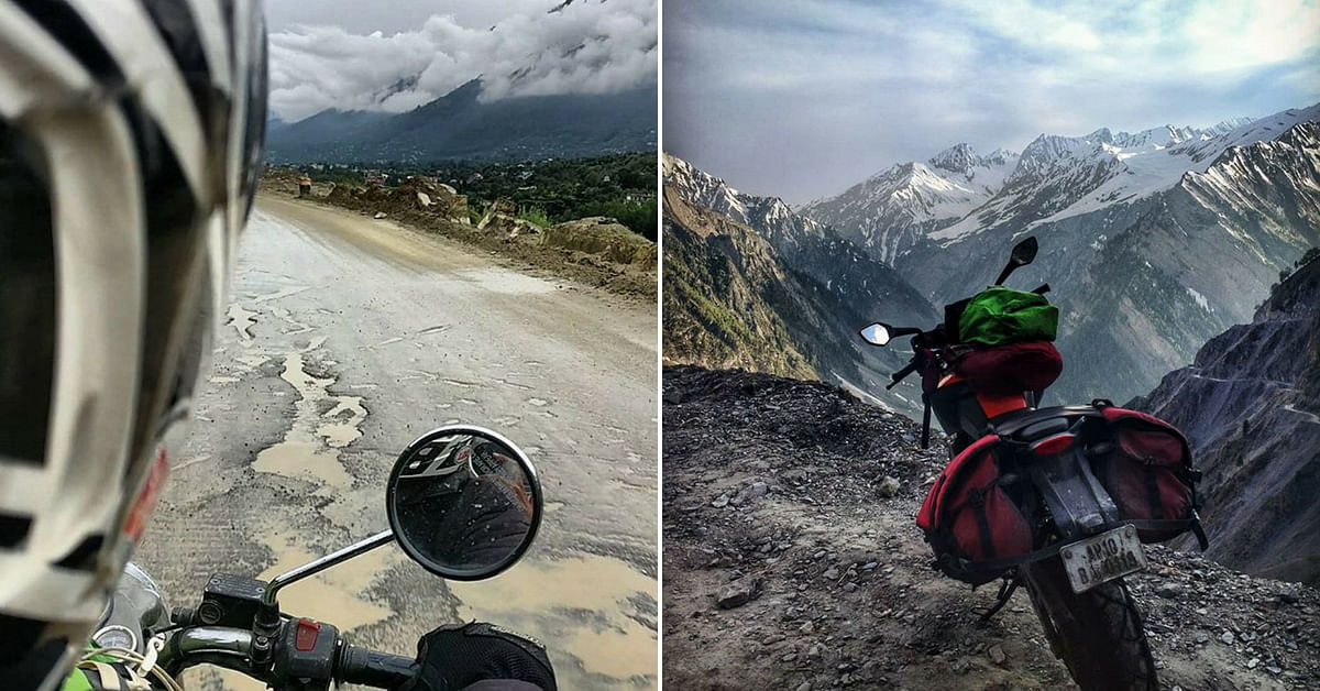 Anywhere you go, wear a helmet always. Image Credit;:UrmezB