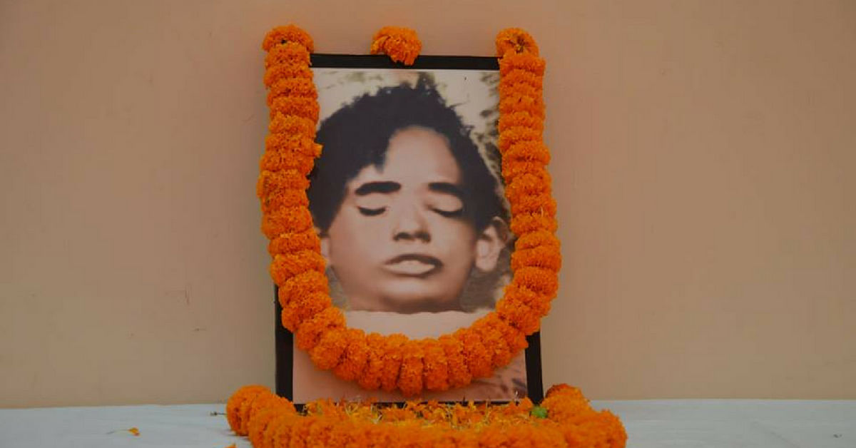 Baji Rout will forever be remembered for his selfless sacrifice.Image Credit: IITTM Bhubaneshwar