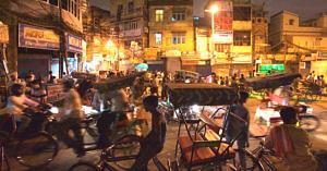 Chandni Chowk market. (Source: Facebook/picturesincontext.com)