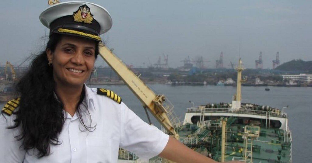 Sonali Banerjee: The Untold Story of India's First Woman Maritime