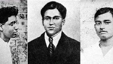 Dinesh, Badal and Benoy, wreaked havoc amongst the British in Writer's Building, Kolkata. Image Credit: Sundar Dutta