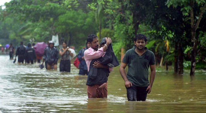 Kerala Floods-2018 (Source: Twitter/nerdy)