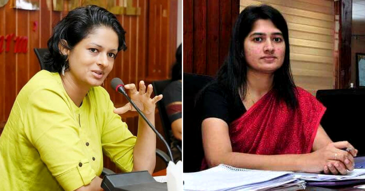 Lady Ias Officers Went Beyond Duty During Kerala Floods The
