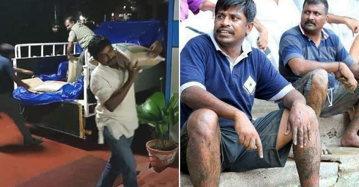 People's Hero: Kerala IAS Officer Who Carried Rice Sacks Has an Incredibly Inspiring Story!