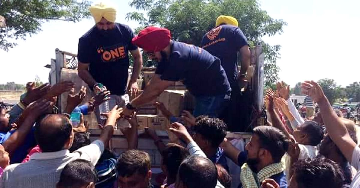 Image result for Hats off to Khalsa Aid who joins relief operation in flood-hit Kerala