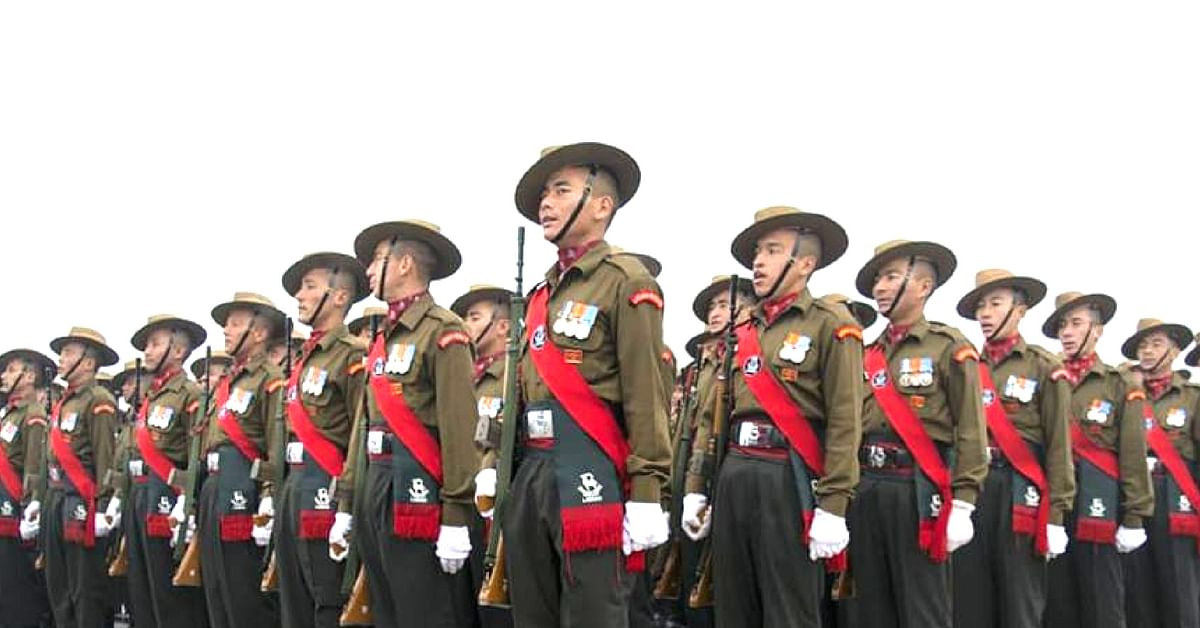 Ladakh Scouts: The 'Snow Warriors' Who Stand Like a Mountain to Defend India!
