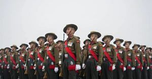 Serving with pride. Ladakh Scouts. (Source: Facebook/Ladakh Scouts)