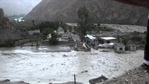 Flash floods in 2010 left an indelible mark on the psyche of every Ladakhi. (Source: YouTube still)