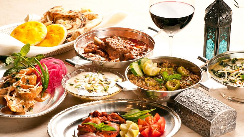 Food Fit For Royalty So What Did The Mughal Emperors Eat
