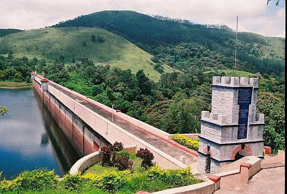 Mullaperiyar Dam (Source: Facebook/Iudkki Gold)