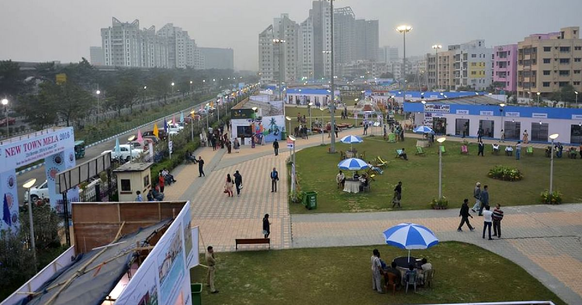 Bengal Gets Its First 'Green City' Tag: 6 Eco-Amenities That Helped New Town Win!