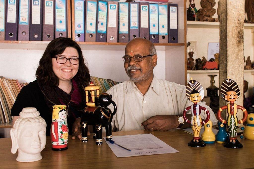 Can Trade be 'Fair' & Gandhian? Meet The Org Giving Handicraft Sales a New Future
