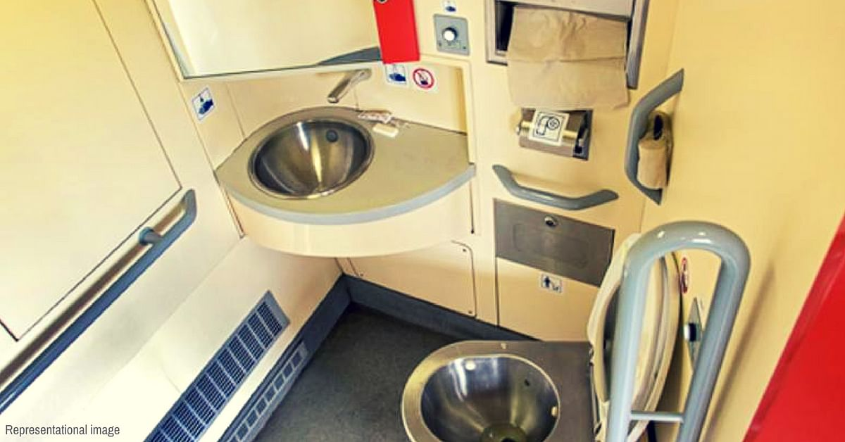 Railways To Tackle Stinking Bio-Toilets With This Award-Winning Innovation!