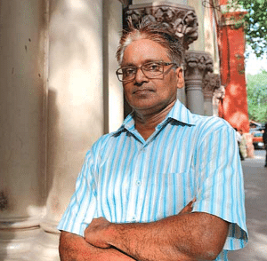 A 2014 photo of Professor Rajeev Kumar. (Source: Wikimedia Commons)