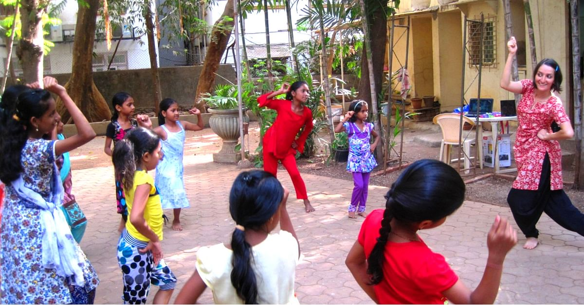 Free to Be: When Dance Healed Scars Left by Trafficking, Domestic Violence