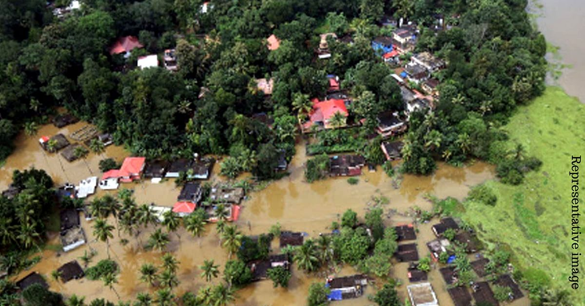 How Did the Rains Fall over Kerala? Watch This NASA Video to Find Out