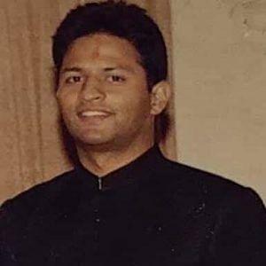 A young Rupin Sharma. (Source: Facebook/Rupin Sharma)