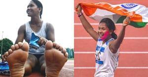 Swapna Barman gold Asian Games