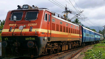 The IRCTC has decided to scrap the concept of free travel insurance. Image Credit Wikimedia Commons