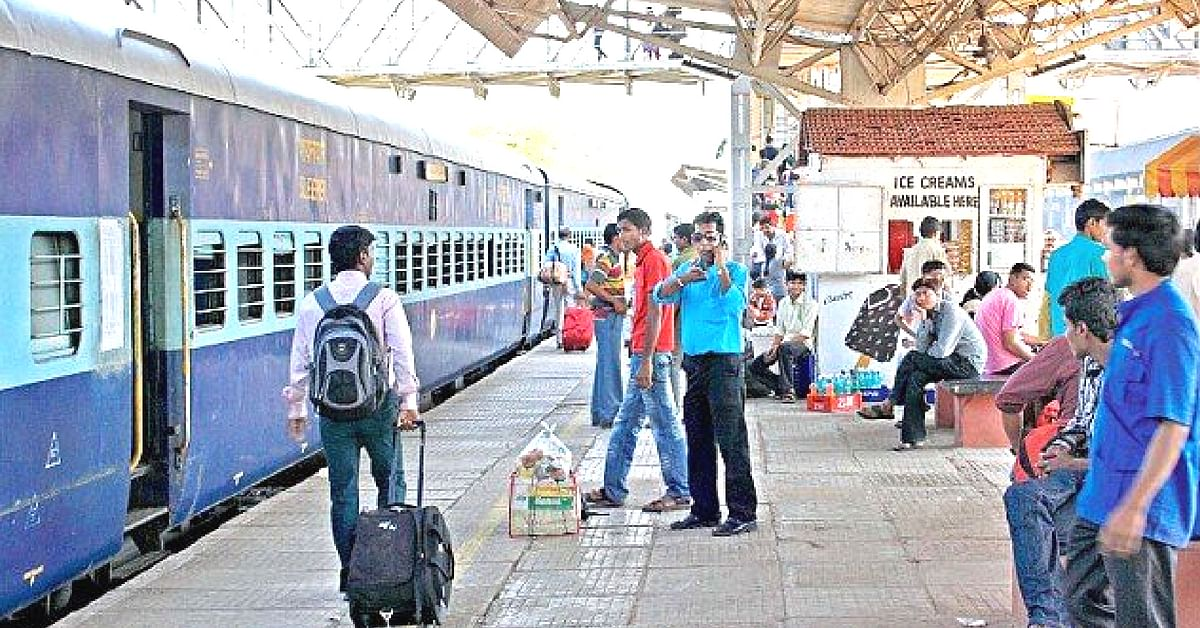 The IRCTC has you covered in case you need a duplicate ticket. Image Credit: Mobile Ticket Booking IRCTC
