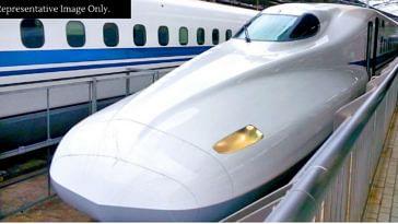 The Mumbai-Ahmedabad bullet train is highly anticipated. Image Credit: tikisada (Pixabay)