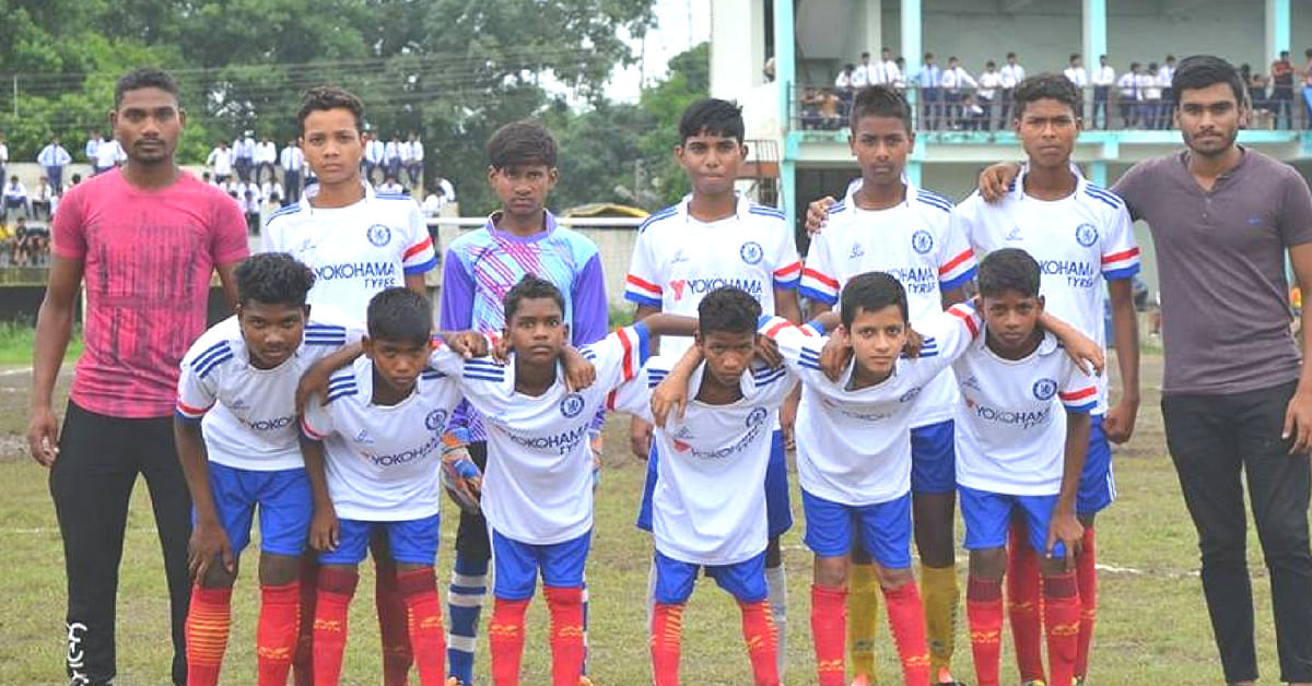 Kicking It up a Notch: Football Is Opening New Worlds for Tribal Kids in MP
