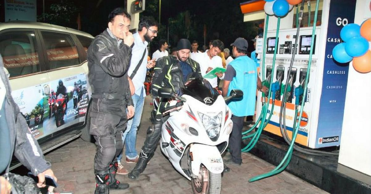 Not Cash or Cards, You Can Now Use Your Thumb to Pay at Petrol Pumps.