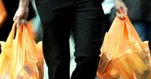 The plastic bag menace is widespread, and Bengaluru's BBMP has had enough. Image Credit:- Ashutush Mohapatra