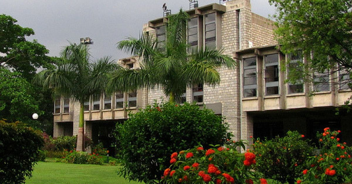 The serene IIM Bangalore campus. Image Credit: Flickr