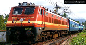 Travelling by train? IRCTC has decided to discontinue the policy of free travel insurance. Representative Image Only. Image Credit: Wikimedia Commons
