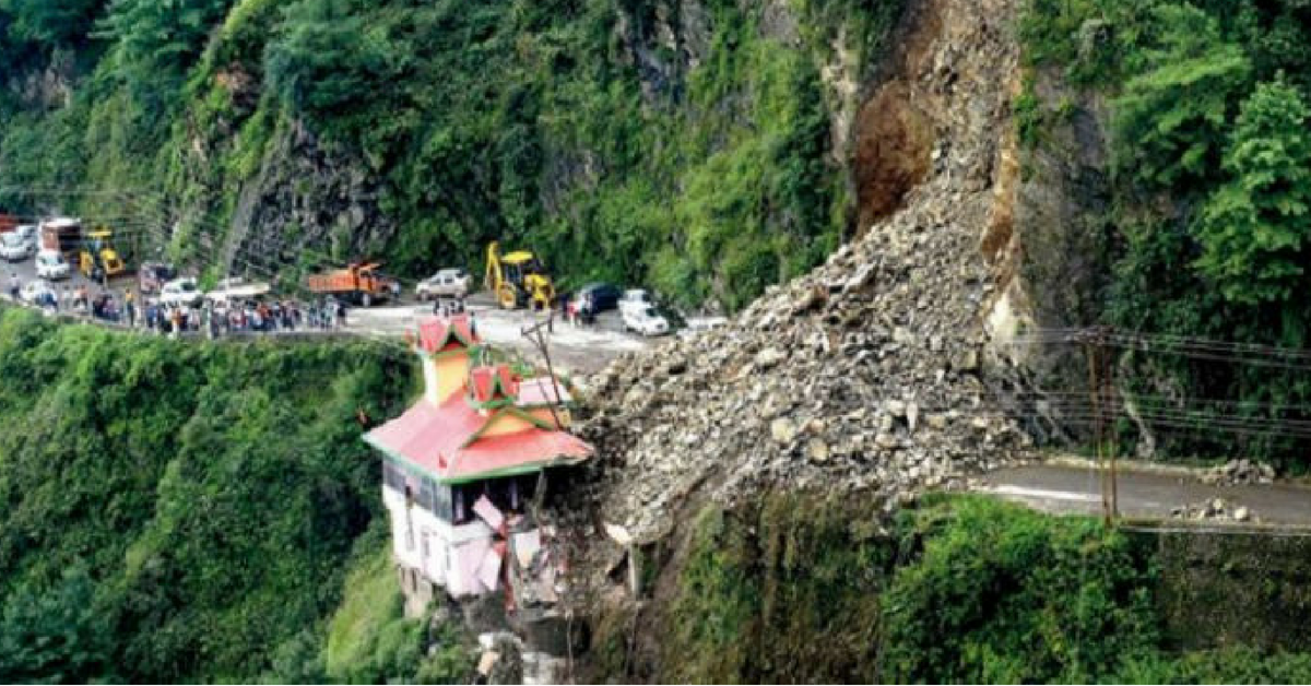 Landslides Cripple Life in Himachal: IIT Mandi's Low-Cost Solution Can Be a Life-Saver!