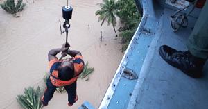 ISRO Satellites help in Kerala Flood